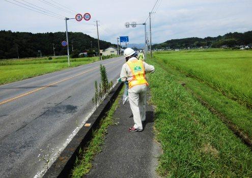道路の安全で快適な環境の保持と正しい利用等