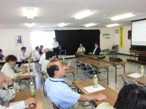 福島県環境アドバイザー渡邊邦雄氏の講演3