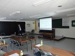 福島県環境アドバイザー渡邊邦雄氏の講演5