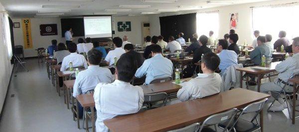 福島県環境アドバイザー渡邊邦雄氏の講演2